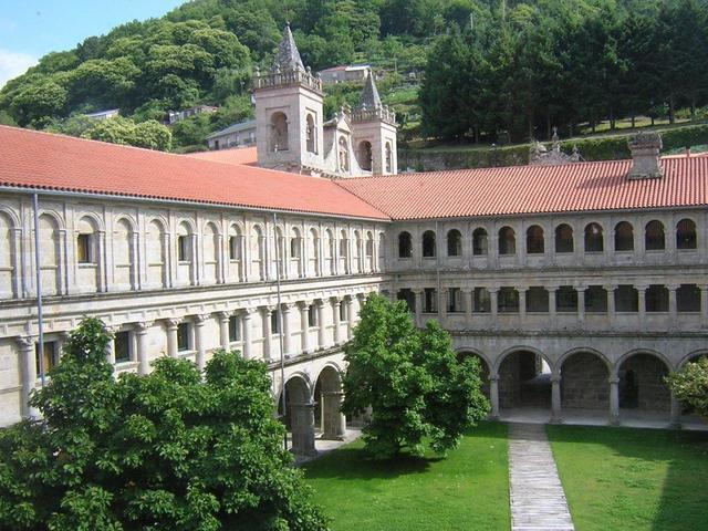 Monasterio Santo Estevo