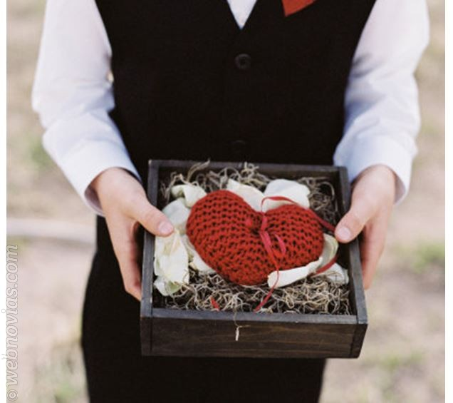 ring bearer alternatives