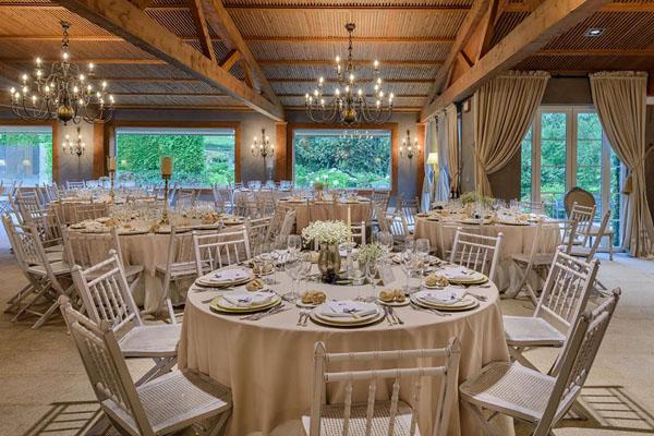 pazo señorans bodas