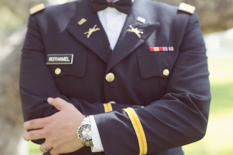 uniforme bodas