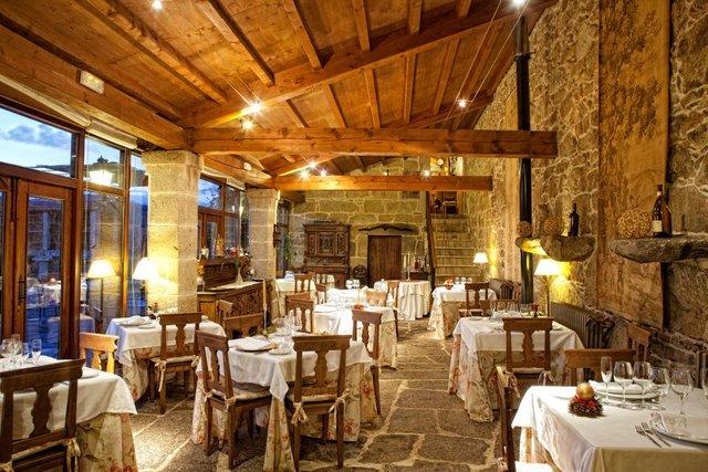 Tu boda en galicia restaurantes bodas galicia - Casa grande do bachao ...