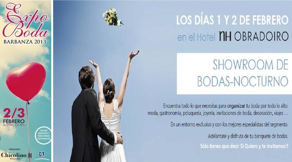 Ferias bodas galicia 2013