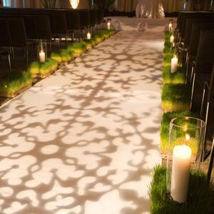 alfombras originales boda