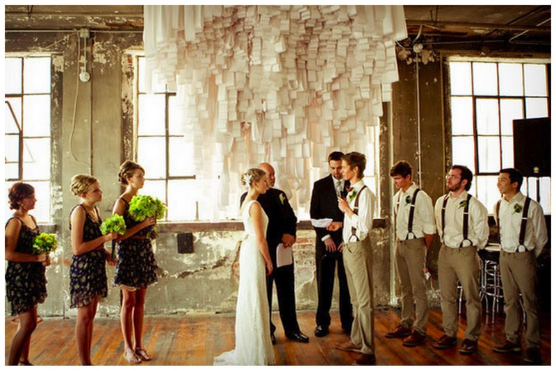 altares originales bodas