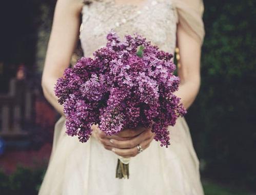 ramos de novia vintage