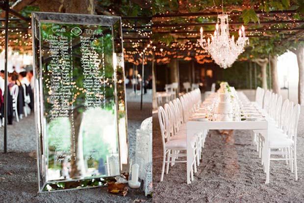 seating originales bodas