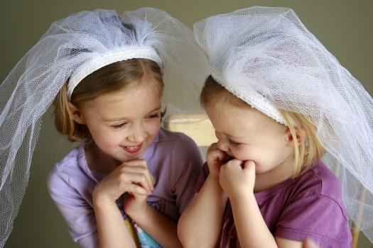 niños bodas