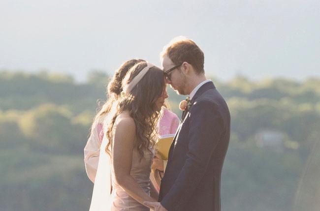partes de una boda religiosa