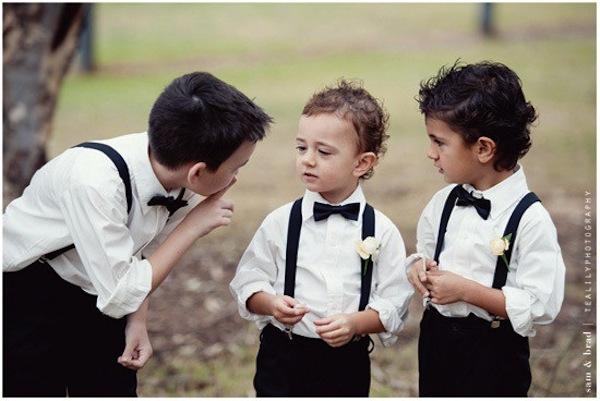 niños de arras originales