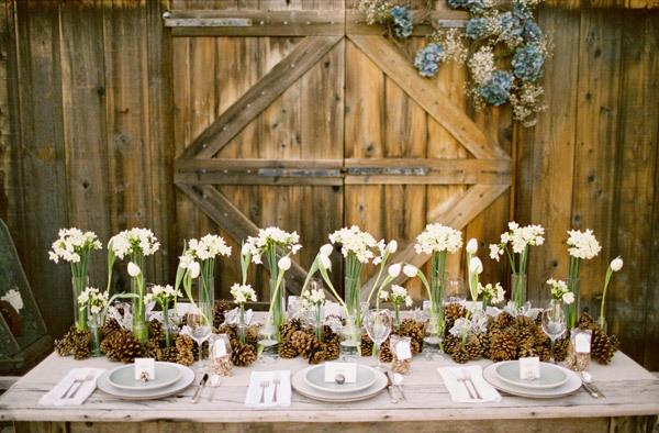 centros de mesa originales para bodas