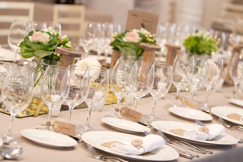 Centros de mesa originales para bodas tu boda en galicia for Mesas de boda originales