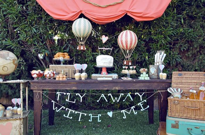 mesas dulces bodas