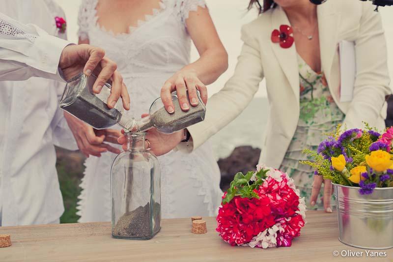 Matrimonio Simbolico De La Arena : La ceremonia de arena tu boda en galicia