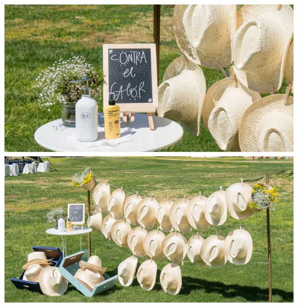 ms ideas originales para una boda al aire libre
