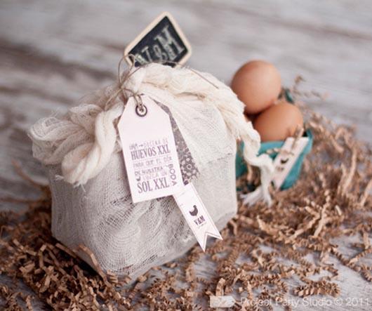 huevos de santa clara