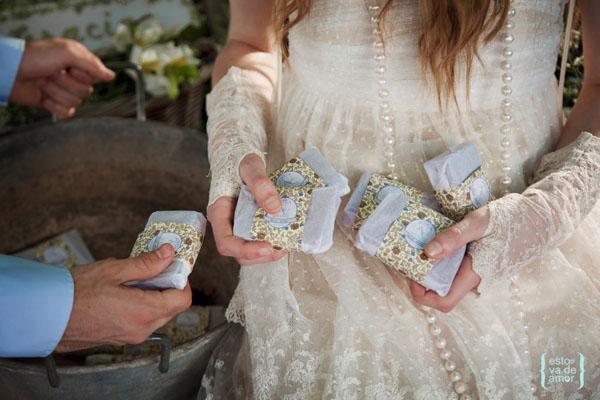 jabones como detalle de bodas