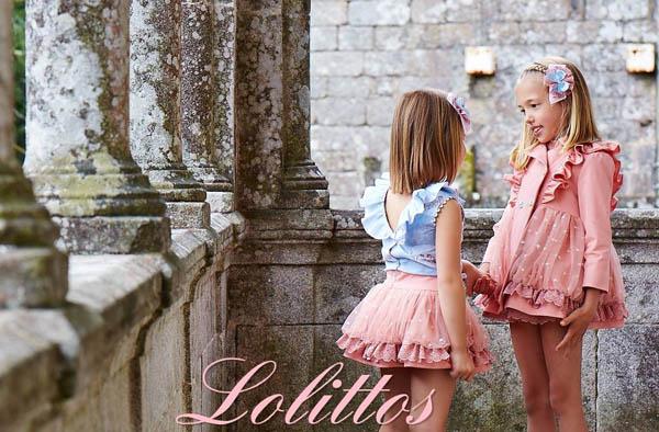 moda infantil bodas