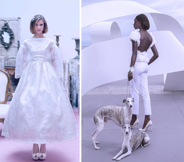 vestidos de novia franco quintáns