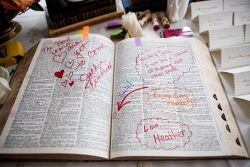 alternativas libro de firmas