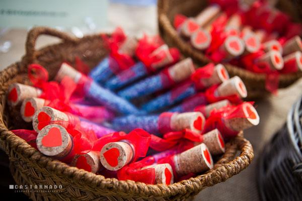 tubos arroz bodas