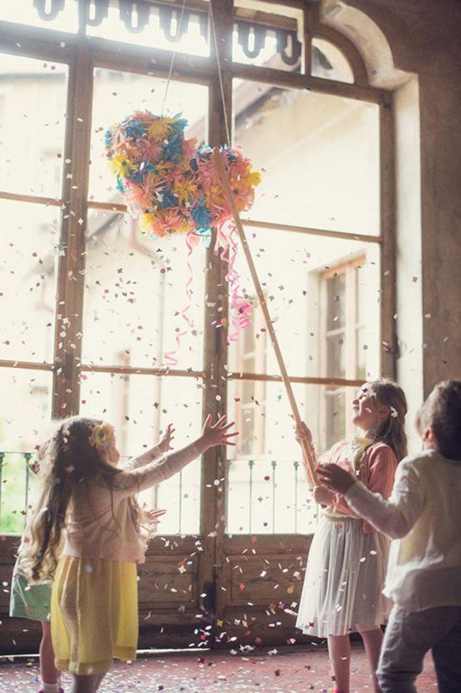 entretenimiento niños bodas