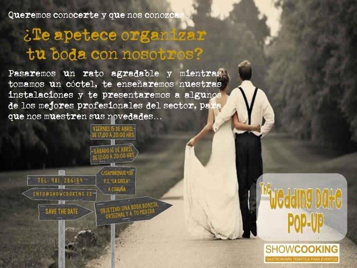feria bodas showcooking